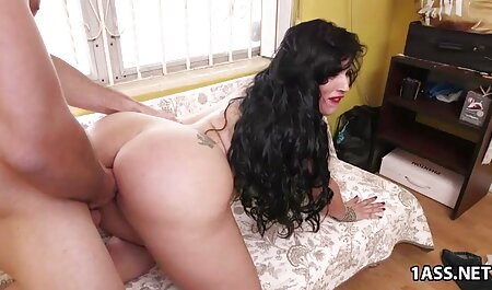 Two porn com8cs German girls seduces a man in the kitchen